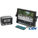 CabCam 7-inch Color LCD Screen Wired System - A-CC7M1C