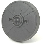 John Deere 31-Lb Plastic Rear Wheel Weight Kit - BM19123