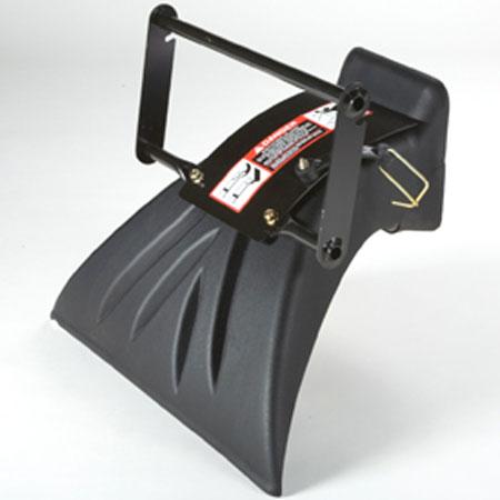 john deere rear deflector kit x300r bm22196. Black Bedroom Furniture Sets. Home Design Ideas