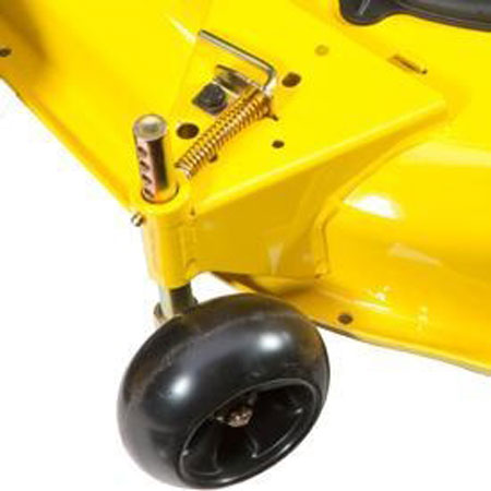 Mower deck will not engage when the PTO switch is turned on further Watch as well John Deere LT155 Category also OMM133763 F712 additionally Z trak mowers. on john deere lawn deck parts