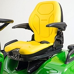 John Deere Optional Air-Ride Suspension Seat - BM24379