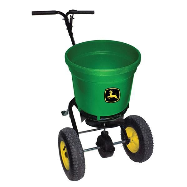 John Deere Push Spreader 50 Lb Round Lp22875