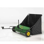 John Deere 42-inch Tow-Behind Lawn Sweeper - LPSTS42JD