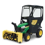 John Deere D100 Series Snow Cab - LP31342
