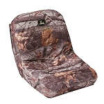 John Deere Gator and Riding Mower Seat Cover (Large) - Camo - LP92333