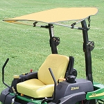 John Deere ROPS Mounted Folding Bimini Sunshade - LPA11548