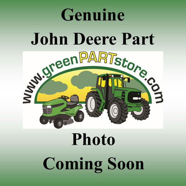 John Deere Complete High-Back Seat Assembly - AM144590