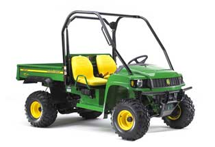 John Deere Utility Vehicle Parts