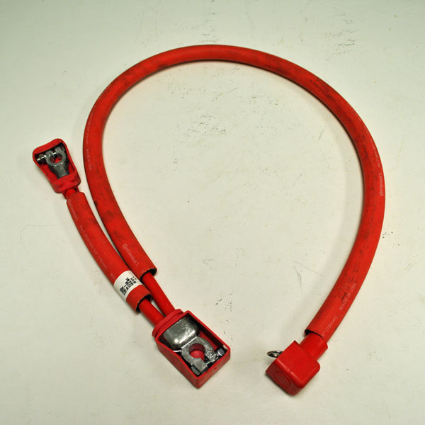 John Deere Battery Cable : John deere positive battery cable at