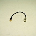 John Deere Negative Battery Cable - LVA801989