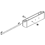 John Deere Weight Bracket Kit - BLV10623