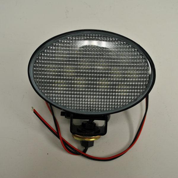 john deere 8 inch oval led flood worklight re322781. Black Bedroom Furniture Sets. Home Design Ideas