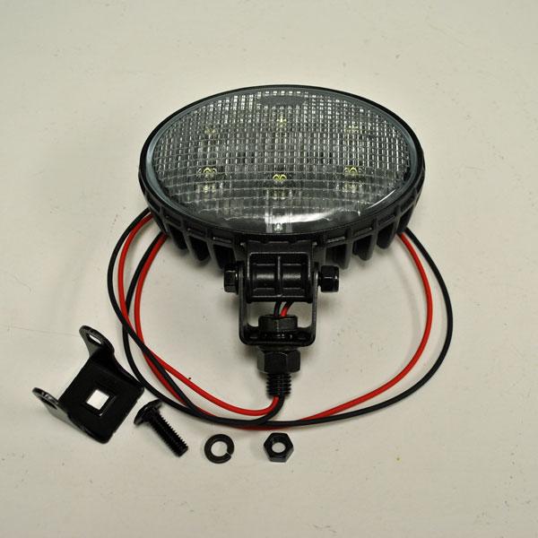 john deere led oval trapezoid worklamp re574753. Black Bedroom Furniture Sets. Home Design Ideas