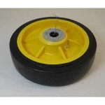 John Deere Gauge Wheel - With grease zerk - See detailed description for specs - AM101027