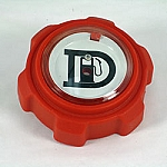 John Deere Fuel Tank Cap - AM100812
