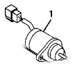 John Deere Fuel Shutoff Solenoid M810324 likewise P191518 in addition P252746 besides M800827 as well P912122. on john deere model compact utility tractor parts html