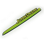 John Deere Left Hand Hood Stripe Decal - GX21141
