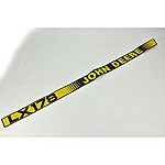 John Deere Model LX178 Left Hand Hood Stripe Decal - M116039
