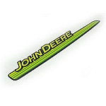 John Deere Right Hand Hood Stripe Decal - GX21140