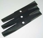 John Deere Standard Lift Mower Blades for Tractors Equipped with 39 & 41 Mower(three required) - M41237