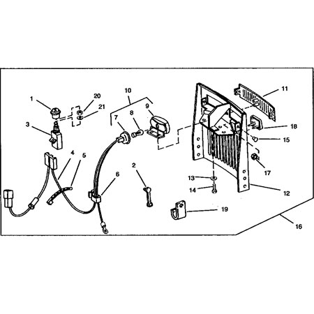 Murray Riding Mower Drive Belt Diagram 649314 as well 9661 1999 together with 329 2009 in addition 722D2 2006 furthermore Diagram Of The Mower Deak On A 42inch Dixon Zrt. on lawn mower headlights