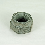 John Deere 1-1/8-inch Fine Thread Lock Nut - H29619