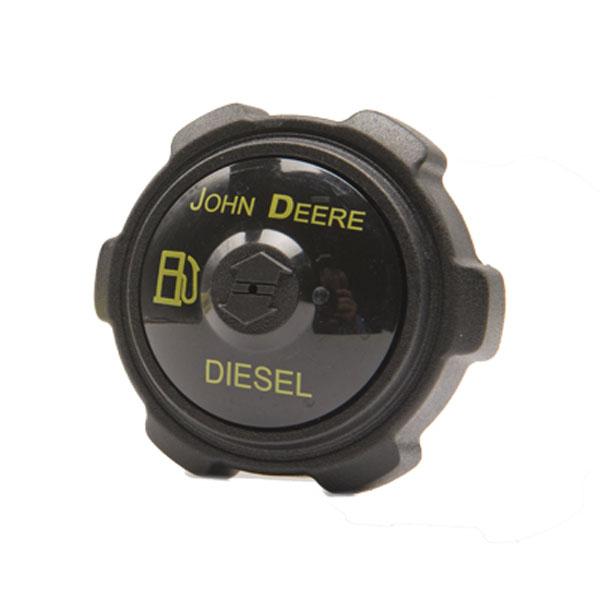 John Deere Fuel Tank Filler Cap - LVU15970