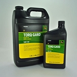 John Deere SAE 30 Torq-Gard Engine Oil - Quart = TY26790, Gallon = TY26791, 5 Gallon = TY26792