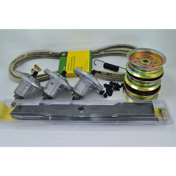 John Deere 54-inch Mower Deck Rebuild Kit - GY2099X54A