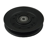 John Deere Deck Drive Idler Pulley - AM136397