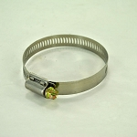 John Deere Stainless Steel Hose Clamp - AR40418