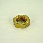 John Deere Blade Spindle Pulley Lock Nut -  P48362
