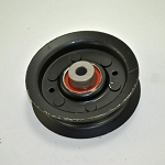 John Deere Flat Idler Pulley - AM109124