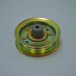 John Deere Flat Idler Pulley - AM128189
