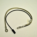John Deere Battery Ground Cable - AM137201