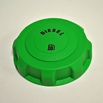 John Deere Fuel Tank Cap - AM144707