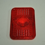 John Deere Red Taillight Lens - LVA11259