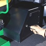 John Deere Side Storage Box - BM22776