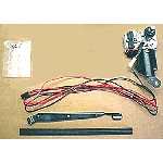 Original Tractor Cab Windshield Wiper Upgrade Kit For Hard Top Cab Enclosure - 10122-A