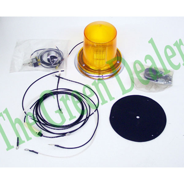 Tractor Safety Lights : Original tractor cab safety light kit for hard top