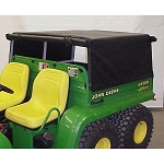 Original Tractor Cab Cargo Box Cover For 6x4 Gators - 60090