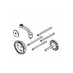 John Deere Servicegard Front and Rear Crankshaft Seal Installation Tool - JDG974A