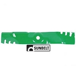 Predator Mulching Mower Blade for 48-inch John Deere Deck - B1PD1024