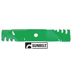 Predator Mulching Mower Blade for 48-inch 7-Iron John Deere Deck - B1PD1038