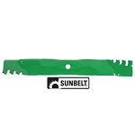 "Predator Mulching Mower Blade for 42"" John Deere Deck - B1PD1042"