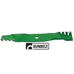 "Predator Mulching Mower Blade for 60"" John Deere Deck - B1PD1063"