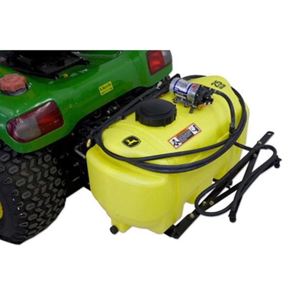 John Deere Lawn Sprayers : John deere gallon click n go mounted sprayer lp