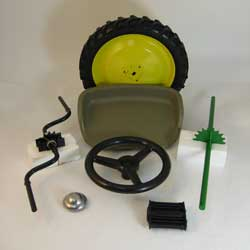 John Deere Toy Parts at GreenFunStore.com
