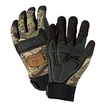 John Deere Mens Anti-Vibration Camo Glove - LP42412 - LP42413