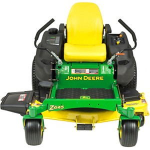 John Deere The Edge™ Cutting System 48-inch High-Capacity (HC) Mower Deck - BM23707
